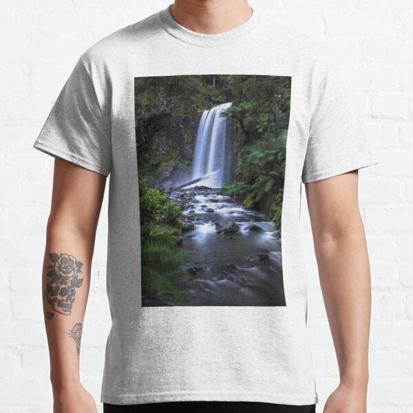 Hopetoun Falls, Cape Otway Classic T-Shirt