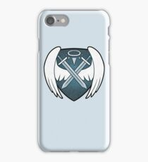 Heavenly Swords Patch iPhone Case/Skin