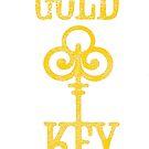 Gold Key Comics Retro Logo by J. Stoneking