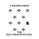 OLD GERALDTON GAOL  by Pene Stevens