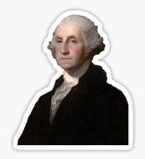 George Washington Sticker