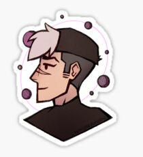 Shiro The Black Paladin Sticker