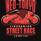 Neo-Tokyo Street Racing Champion by Adho1982