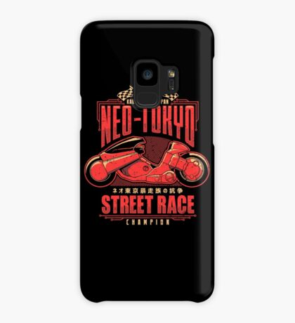 Neo-Tokyo Street Racing Champion Case/Skin for Samsung Galaxy