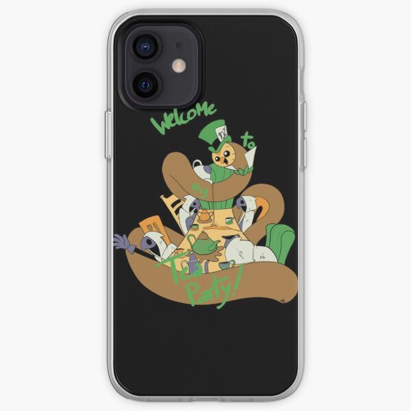 Hooty s Tea Party  | Perfect Gift | owl house gift iPhone Soft Case