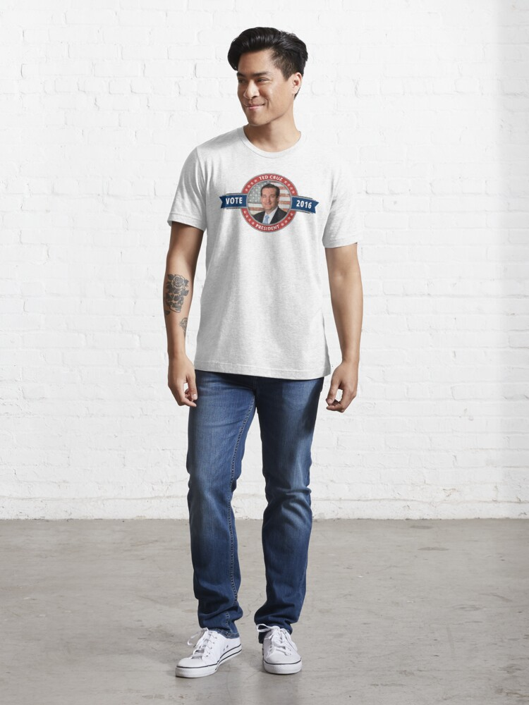 Alternate view of Vote Ted Cruz 2016 Essential T-Shirt