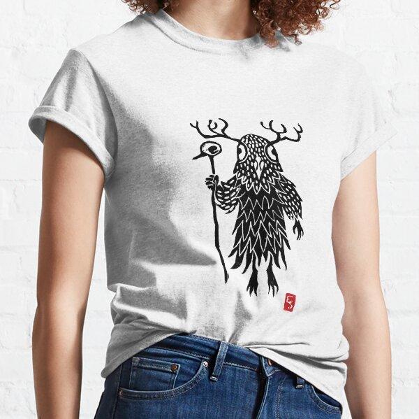 Pixie 'Owl' Shaman Classic T-Shirt