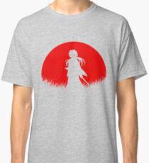 Red Moon Samurai Classic T-Shirt