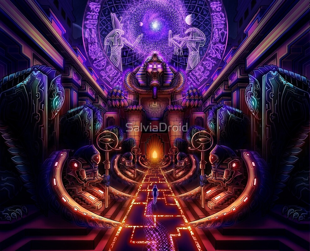 """""""The Key is within"""" by SalviaDroid"""