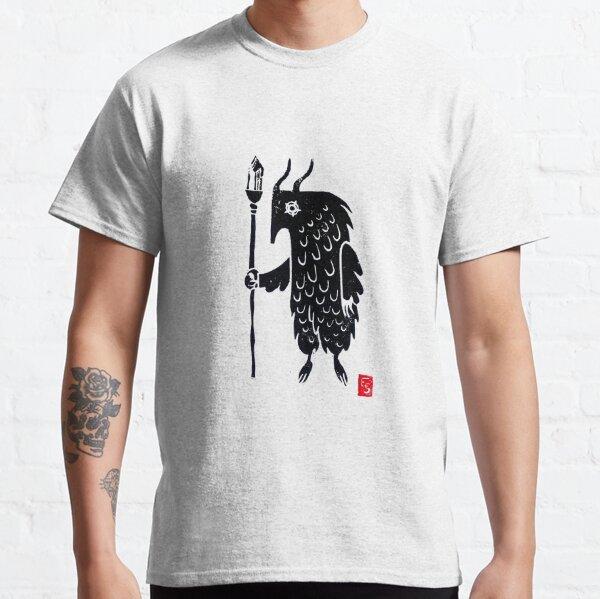 Pixie 'Horned Bird' Shaman Classic T-Shirt