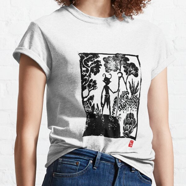 Horned Morsu Pixie Classic T-Shirt