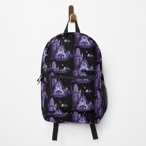 Night expedition  | Perfect Gift | owl house gift Backpack