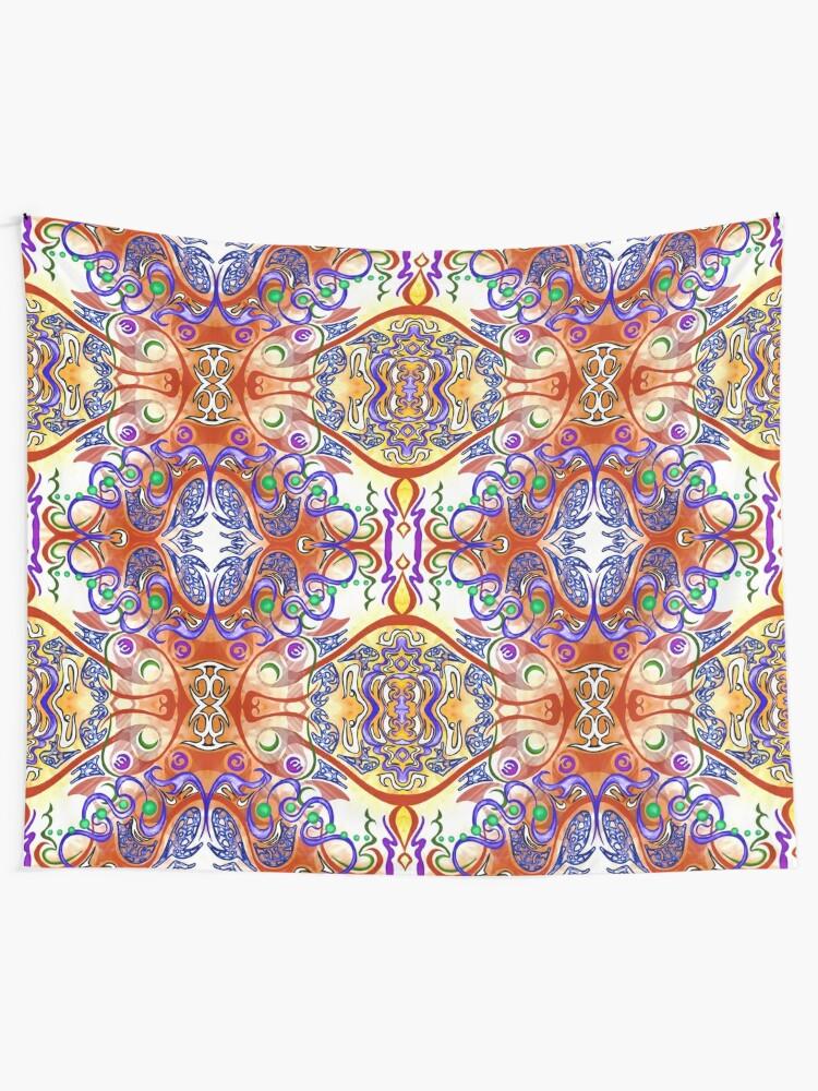 Alternate view of Rhythm Tapestry