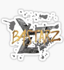 Pegatina Block b - Bastarz - Album Art