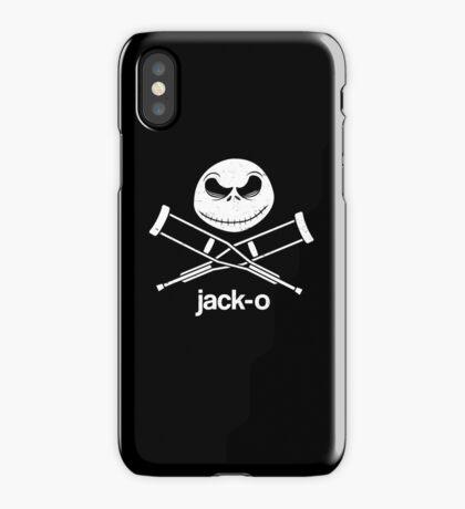 jack-o iPhone Case/Skin