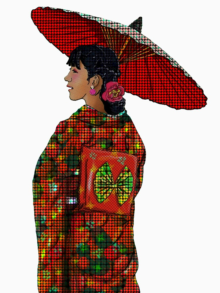 Japanese Woman1 by FanArtAddict