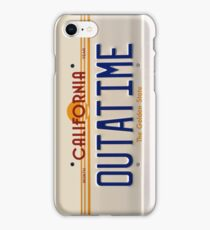 California Out A Time iPhone Case/Skin