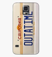 California Out A Time Case/Skin for Samsung Galaxy