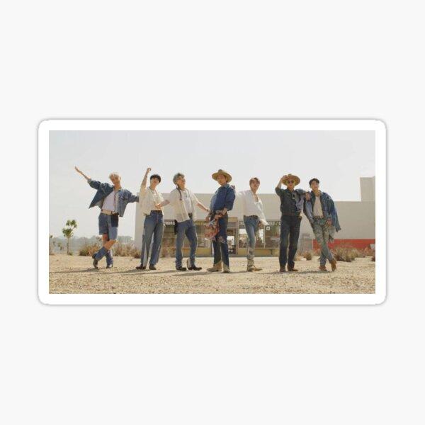 bts teaser permission to dance ,bts permission to dance Sticker