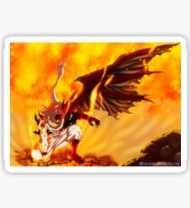 Dragon force Sticker