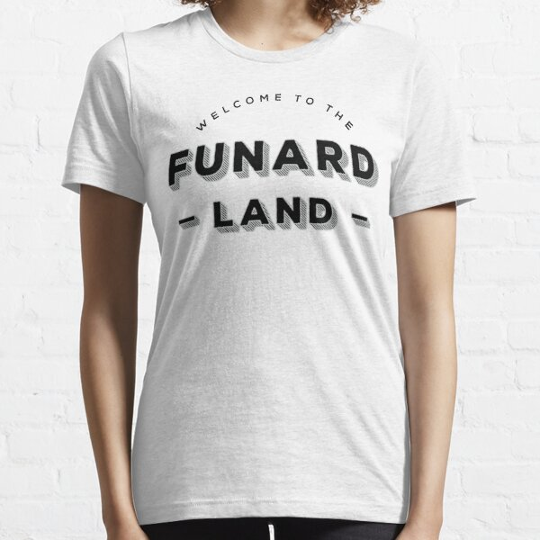 funard land T-shirt essentiel