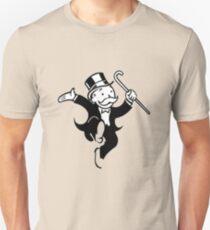 Monopoly Man Unisex T-Shirt