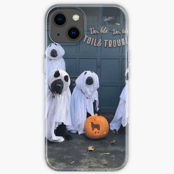 The Boo Crew iPhone Soft Case