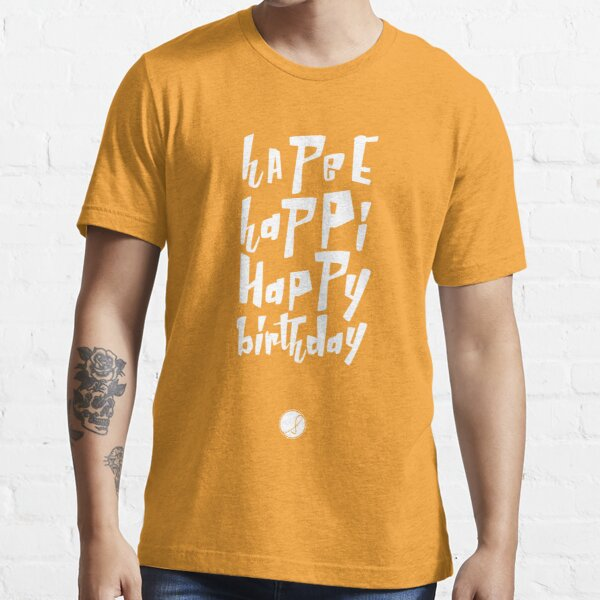 hapee happi hapoy T-shirt essentiel