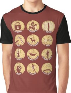 Spells Graphic T-Shirt