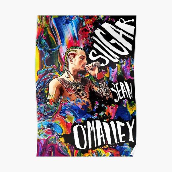 The Man Sugar Sean O'Malley Poster