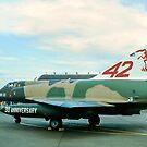 Dassault (SABCA) Mirage 5BR BR22 by Colin Smedley