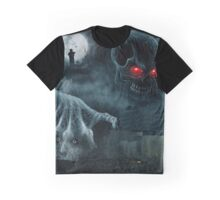 Dark Night - Dead Night - Halloween t-shirts Graphic T-Shirt