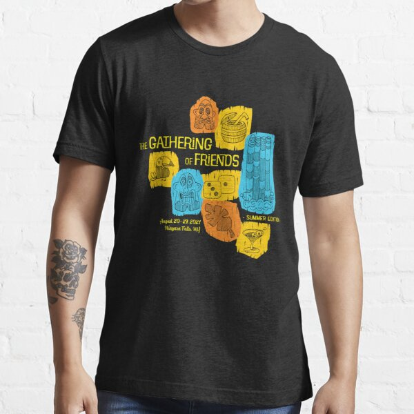 2021 Gathering of Friends Essential T-Shirt