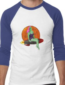 FROM MARS WITH LOVE Men's Baseball ¾ T-Shirt