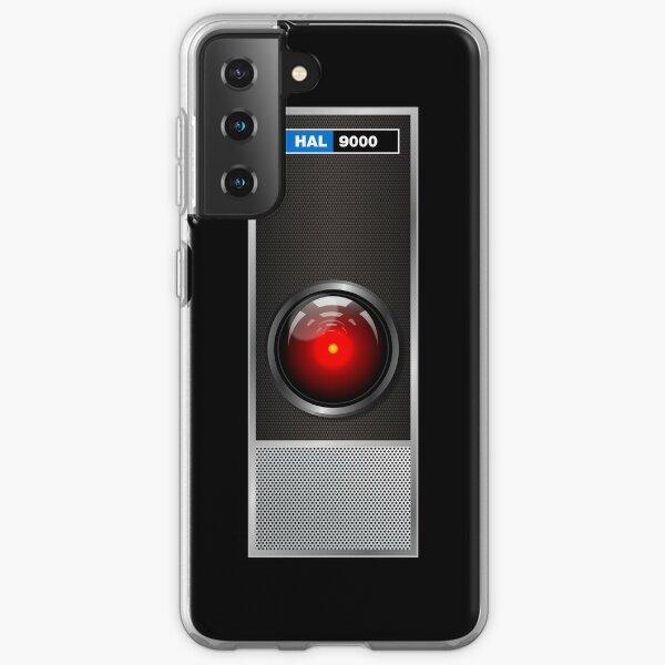 HAL 9000 panel Samsung Galaxy Soft Case