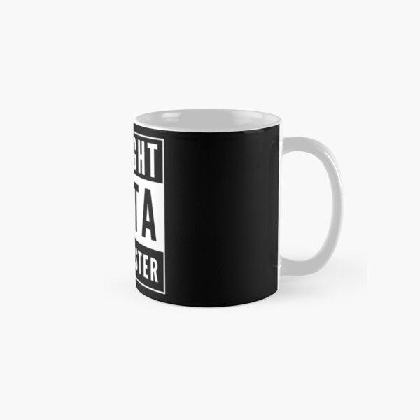 Straight Outta Manchester Classic Mug