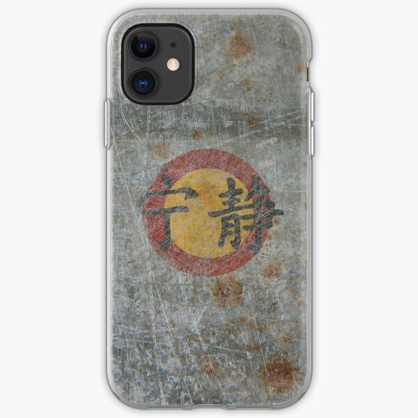 Serenity the Firefly case iPhone Soft Case