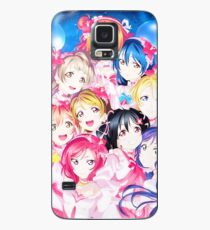 Love live - μ's! Case/Skin for Samsung Galaxy