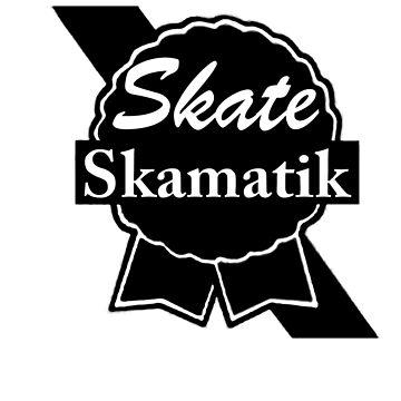 Skate Ribbon  by Skamatik