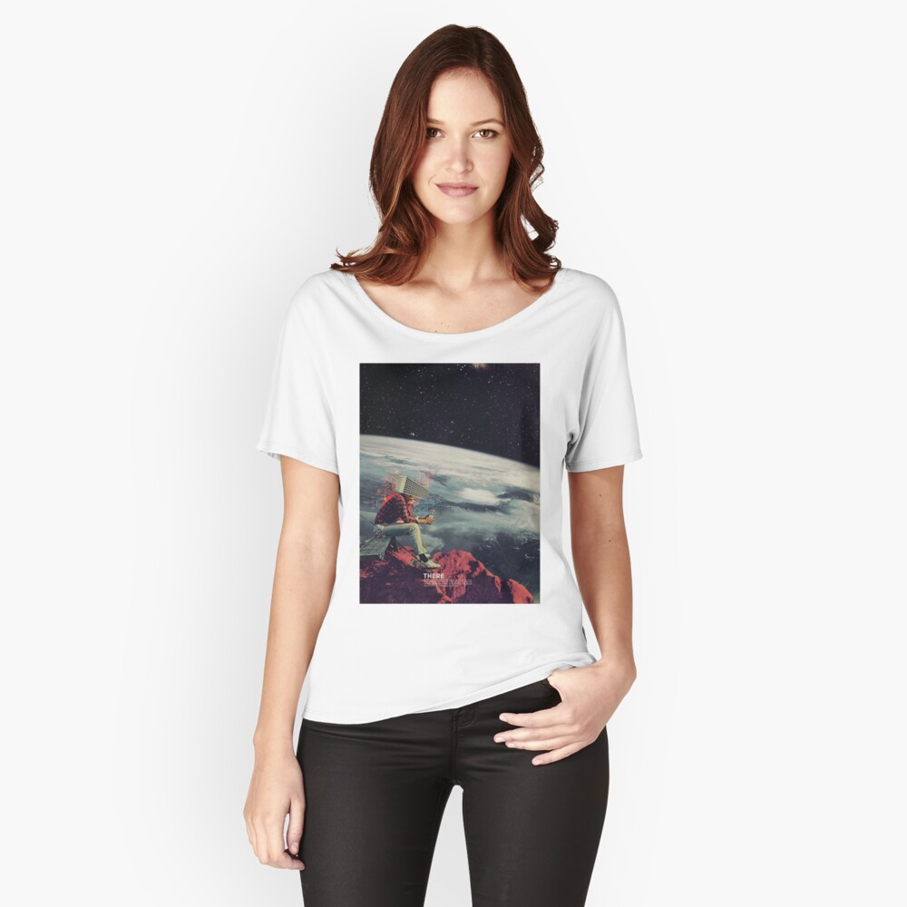 Figuring Out Ways To Escape Relaxed Fit T-Shirt