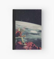Figuring Out Ways To Escape Hardcover Journal