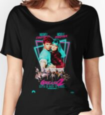 Neon 80's GREASE 2  Women's Relaxed Fit T-Shirt
