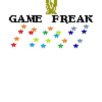 Game Freak! von MrRed
