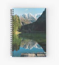 Serene Slovenia Spiral Notebook