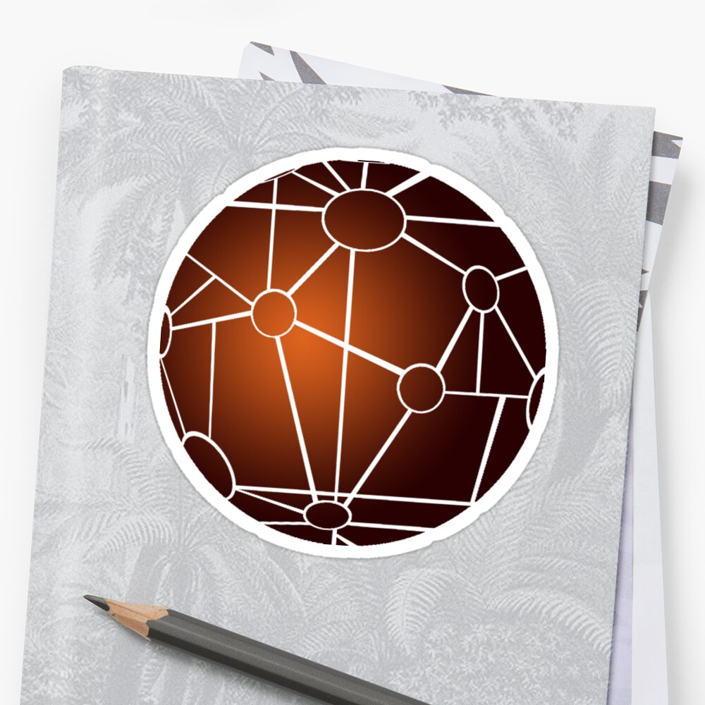 Treasure Planet Map Stickers By 11ronnie Redbubble