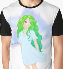 Gumiho Girl (02) Graphic T-Shirt