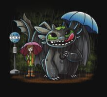 My Neighbor Toothless | Unisex T-Shirt