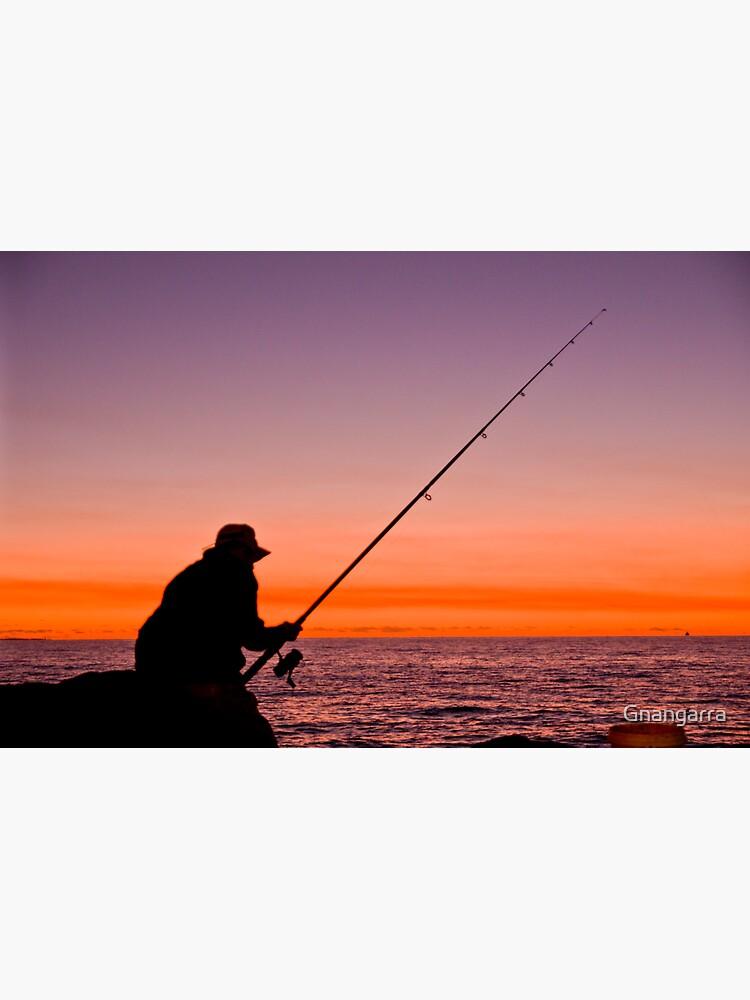 fisherman by Gnangarra