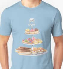 Three Tier Sweet Stand T-Shirt