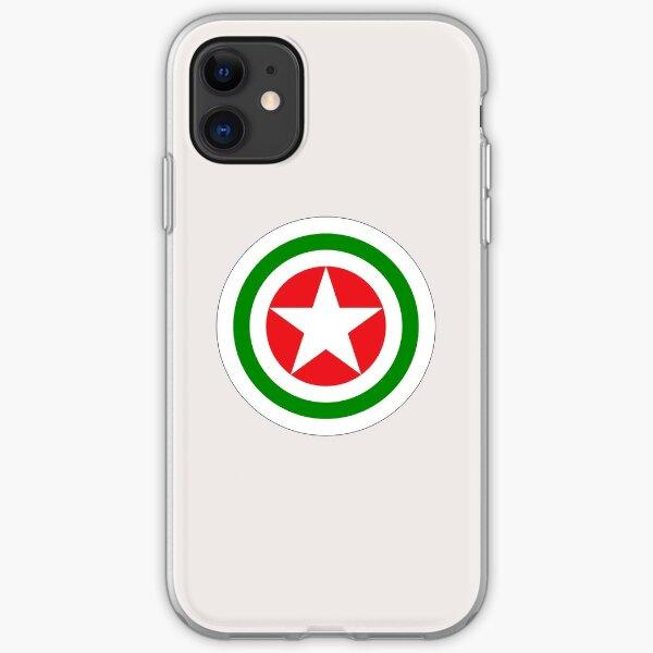 Republic of Abkhazia Air Force Roundel  iPhone Soft Case
